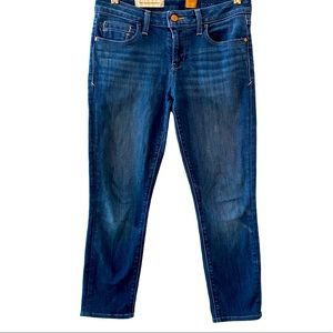 Anthro Pilcro & the Letterpress cropped jeans 27P